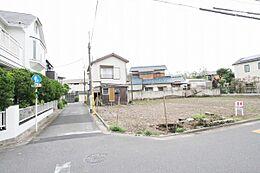 大田区田園調布本町の閑静な住宅街