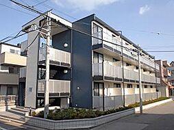 埼玉県川口市南前川1丁目の賃貸マンションの外観