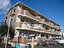 静岡県静岡市駿河区石田3丁目の賃貸マンションの外観