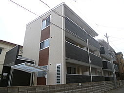エムステージ矢田[3階]の外観