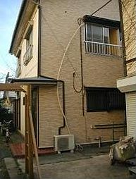 東京都葛飾区東水元3丁目の賃貸アパートの外観