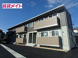 クレール東松阪II[1階]の外観