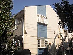 リゼール久米[103号室号室]の外観