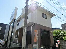 福岡県福岡市博多区博多駅南5丁目の賃貸アパートの外観