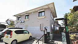 大阪府堺市西区堀上緑町2丁の賃貸アパートの外観