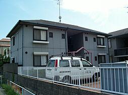 甲陽パンション A・B棟[A201号室]の外観
