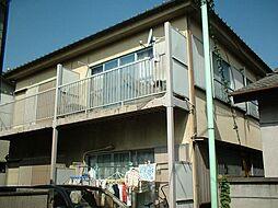 東京都練馬区高松4丁目の賃貸アパートの外観