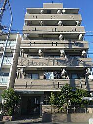 神奈川県横浜市南区南太田2丁目の賃貸マンションの外観