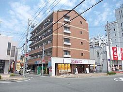 兵庫県明石市大久保町駅前1丁目の賃貸マンションの外観