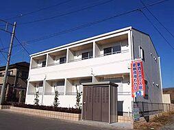 埼玉県比企郡小川町大字小川の賃貸アパートの外観