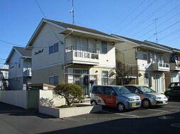 神奈川県横浜市泉区和泉が丘3丁目の賃貸アパートの外観