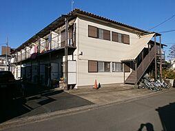 ハイツ松村[208号室]の外観