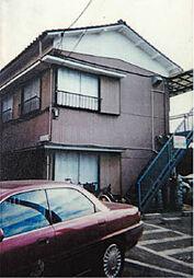 影取アパート[205号室]の外観
