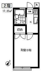 祐天寺駅 5.5万円