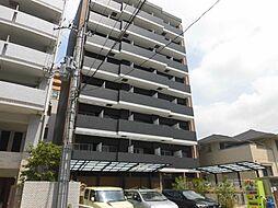 ウインズコート新大阪[8階]の外観