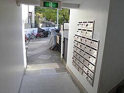キューブ武庫川I[406号室]の外観