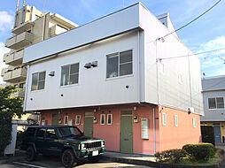 [テラスハウス] 神奈川県川崎市中原区上小田中6丁目 の賃貸【/】の外観