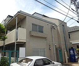 東京都品川区北品川5丁目の賃貸マンションの外観