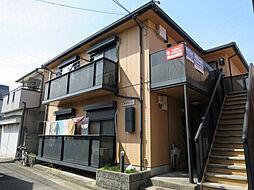 大阪府八尾市東本町2丁目の賃貸アパートの外観