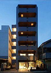 ハーモニーレジデンス森下002[5階]の外観