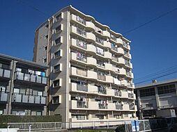 ハイムK2[2階]の外観
