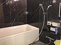 1418の浴室...