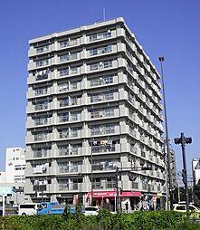 あずさわグランドハウス[6階]の外観