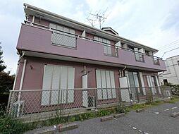 千葉県千葉市若葉区千城台東4丁目の賃貸アパートの外観