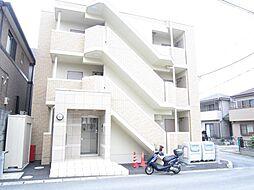 コンペッティ[1階]の外観