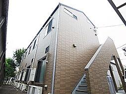 コンパートメントハウス西新井[2階]の外観