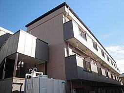 東京都国分寺市西町4丁目の賃貸マンションの外観