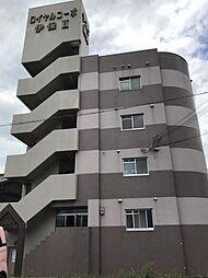 ロイヤルコーポ伊保II[3階]の外観