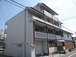 京都府京都市伏見区京町1丁目の賃貸マンションの外観