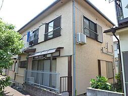 東京都調布市国領町1丁目の賃貸アパートの外観