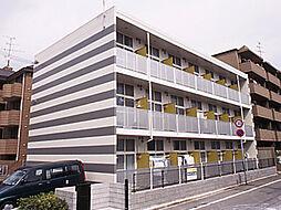 兵庫県尼崎市崇徳院の賃貸マンションの外観