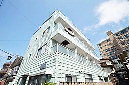 東急東横線 祐天寺駅 徒歩2分の賃貸マンション