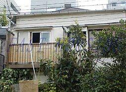 東京都渋谷区神宮前3丁目の賃貸アパートの外観