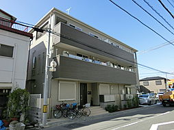 K2マンション[1階]の外観