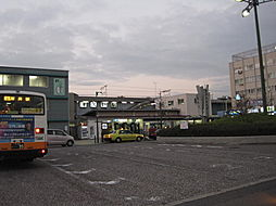 JR阪和線津久...