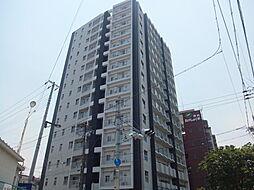 サンメゾン住吉沢ノ町駅前ゲート