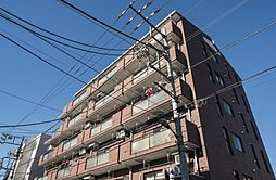東京都青梅市東青梅2丁目の賃貸マンションの外観