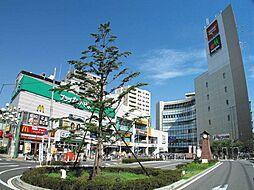 「下総中山」駅...