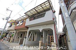 [一戸建] 大阪府枚方市招提元町1丁目 の賃貸【/】の外観