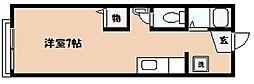 兵庫県西宮市北名次町の賃貸マンションの間取り