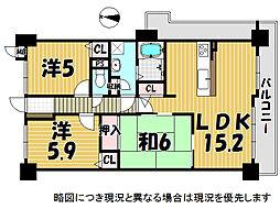 メロディーハイム枚方牧野阪 中古マンション