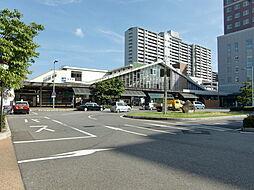 草津駅 西口