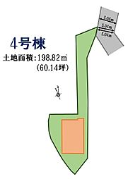 4号棟 地形図