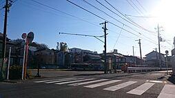 梶山バス停 歩...