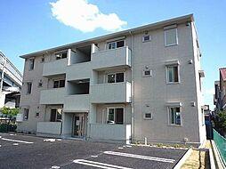 大阪府藤井寺市西古室1丁目の賃貸マンションの外観