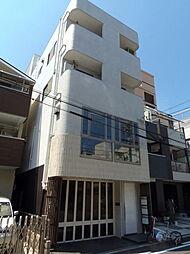 グランキューブ三軒家東[4階]の外観